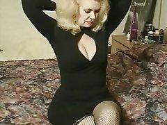 Big Boobs, Blonde, Granny, Pornstar