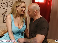 Big Boobs, Blonde, Blowjob, Hardcore