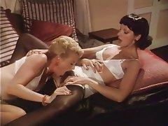 Skupinový sex, Chlupaté, Lesbičky, Punčochy