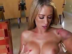 Big Boobs, Blonde, Cumshot, Hardcore