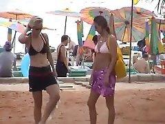 Amateur, Beach, Thai