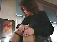 Hairy, Lesbian, Pornstar, Vintage