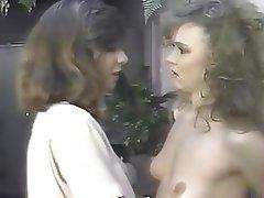 Big Boobs, Lesbian, Pornstar, Vintage