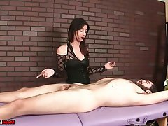 Handjob, Massage