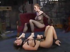 Güzel kadınlar, BDSM, Lezbiyenler, Metresi