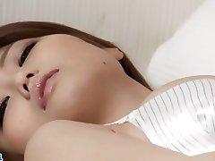 Asian, Japanese, Lingerie, Masturbation