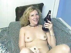 Amateur, Blondine, Reifen