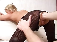 Anal, Blondine, Hardcore, Reifen