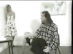 Vintage, BDSM, Spanking, Teacher