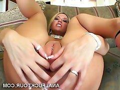 Anal, Hardcore, Big Cock, Blonde