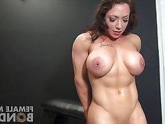 Lesbian, Tattoo, Big Tits