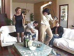 Anal seks, Fransızca, Sert seks, Porno yıldızı