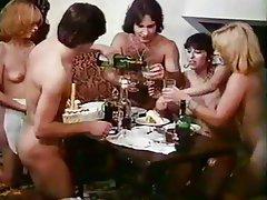 Francesas, Sexo en Grupo, Peludas, Swingers