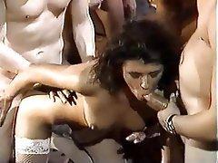 Gangbang, Group Sex, Vintage