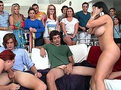 Big Tits, Fucking, Hardcore, Orgy