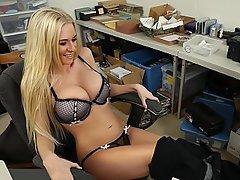 Babe, Big Tits, Blonde, Cute