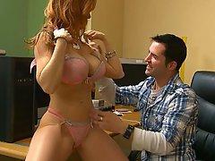 Big Tits, Fucking, Hardcore, Housewife