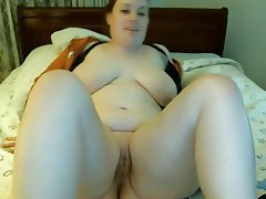 Amateur, BBW, Blonde, Masturbation