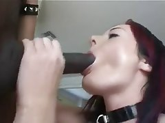 Blowjob, Interracial