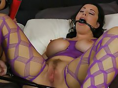 BDSM, Big Boobs, Latex, Lesbian
