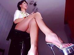 Foot Fetish, Webcam