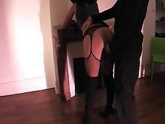 Amateur, BDSM, Mamada, Azotes