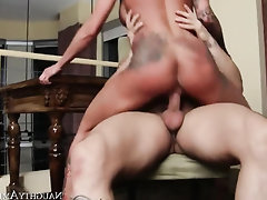 Asian, Big Ass, Cumshot, Mature