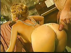 Anal, Cumshot, Group Sex, Stockings
