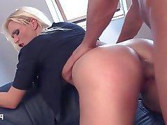Blondýna, Cosplay, Porno hvězdy