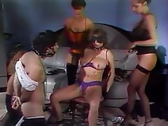 BDSM, Gruppensex, Femdom, Strumpfhose