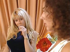 Anal, Blonde, Brunette, Group Sex