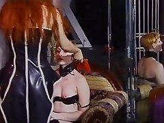 BDSM, Lezbiyenler