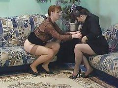 Anál, Černovlásky, Zralé ženy, Skupinový sex