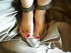 Feet, Amateur, Homemade, Indian