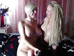 Amateur, Blonde, Lesbian