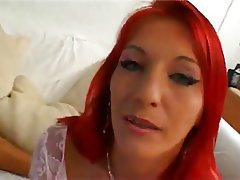 Anal, French, Redhead, Group Sex