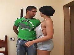 Anal, Brazil, Brunette