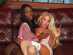 Krása, Smíšené rasy, Lesbičky