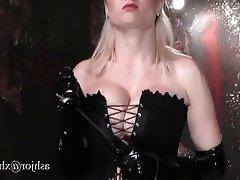 BDSM, Kadin egemenligini, Toplu tecavüz, Lezbiyenler