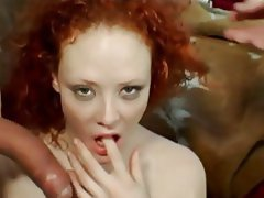 Anal, Blowjob, Threesome, Double Penetration