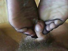 Foot Fetish, Pantyhose