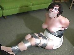 BDSM, Bondage, MILF, Stockings