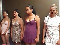 Brasile, Donna dominante, Lesbiche, Feticismo del piede
