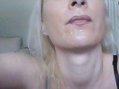 Amateur, Blonde, Blowjob