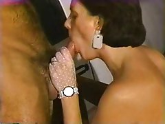 Blowjob, Behaart, Handarbeit, MILF