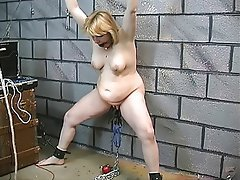 BDSM, Blonde, Mature