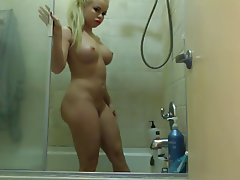 Shower, Webcam