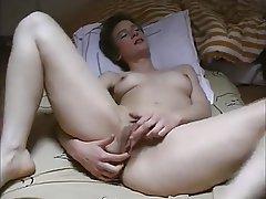 French, Masturbation, MILF