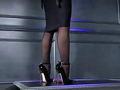 BDSM, Femdom, Foot Fetish, Pantyhose