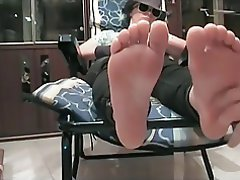 BDSM, Femdom, Foot Fetish, British